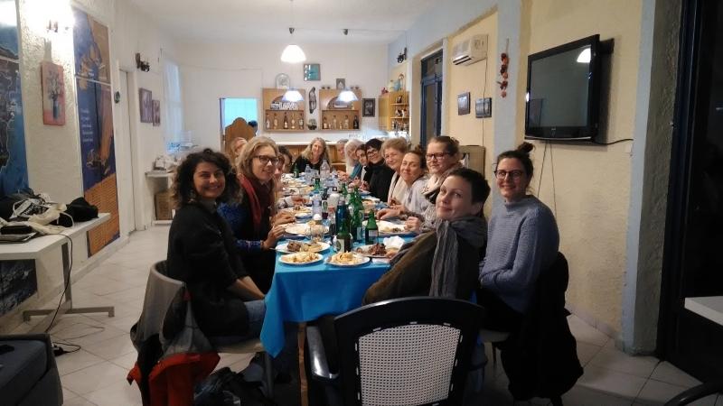 Prio Workshop - dining