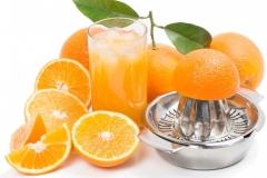 fresh squeezed orange juice