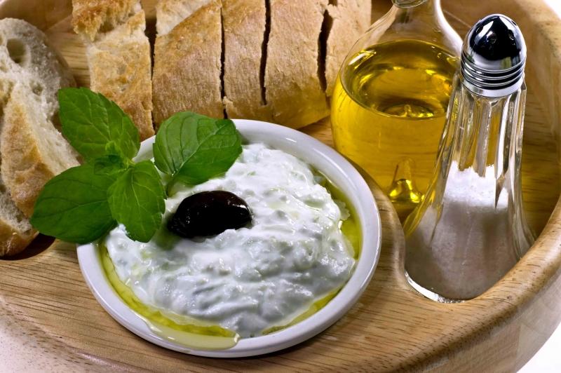 tzatziki (homemade)