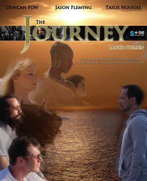 Poster the Journey - filmed at Kavas Bay